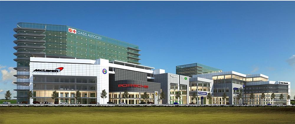 Oasis Ara Damansara Evolve Concept Mall Petaling Jaya